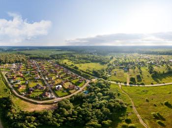 Коттеджный поселок Лисички